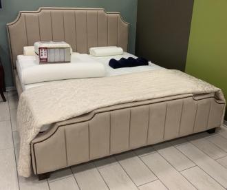Дизайнерская кровать Люмьер