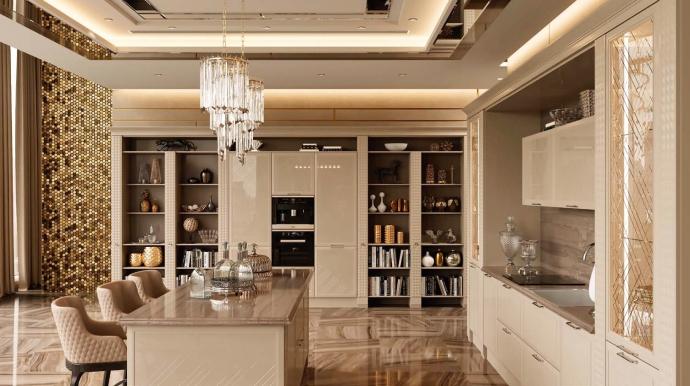 Кухня Lange (Ланже)