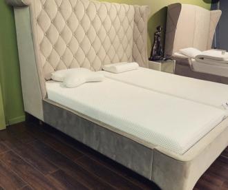Дизайнерская кровать Мессандея
