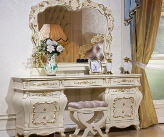 """Туалетный столик с зеркалом """"Венеция"""""""