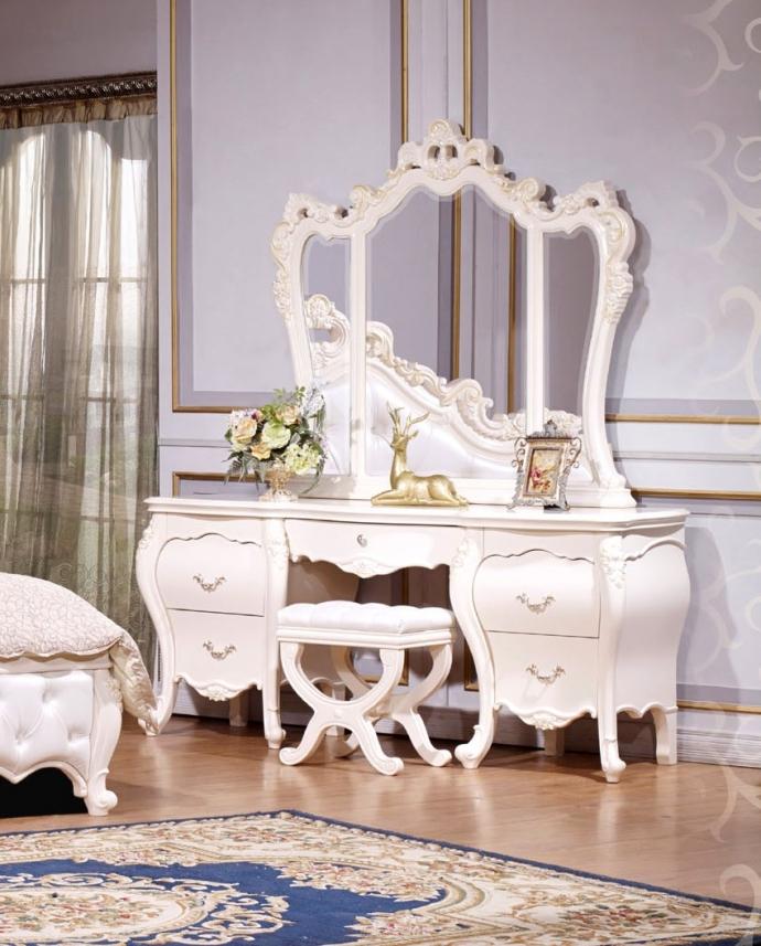 """Туалетный столик с зеркалом """"Мона Лиза"""""""